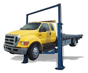 Auto Lift TP15KC-K 15,000 lb. Capacity Heavy Duty  Two Post Car Lift - AL2-15K-C