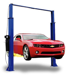 Auto Lift AL2-7K-AC 7,000 lb. Capacity Two Post Car Lift