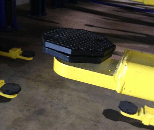 Auto Lift Standard Swivel Padsfor AL2-9k-FP