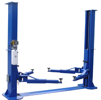Auto Lift TP12KFX 12,000 lb. Capacity Heavy Duty Two Post Car Lift - AL2-12KFX