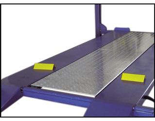 BendPak Middle Deck Narrow & Wide Platform for HD-7 & HD-9 Series