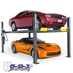 BendPak HD-9 Four Post Car Lift 9,000 lb. Capacity