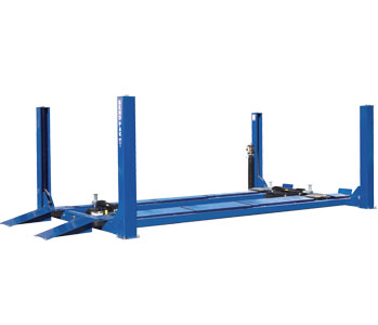 Blue BendPak HDS-18EA 8,000 lb. Four Post Alignment Lift