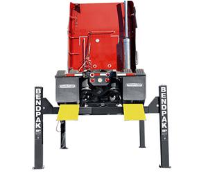 BendPak HDS-35 ALI-ETL Certified Heavy Duty Four Post Truck Lift  35K lb