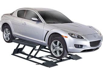 BendPak LR-60P Low-Rise Portable Specialty Car Lift 6,000 lb. Capacity