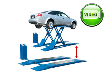 BendPak SP-7X In-Ground Specialty Car Lift 7,000 lb. Capacity