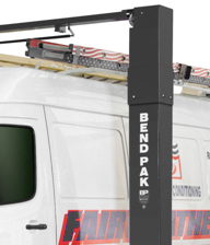 Bendpak Xpr 10s Clearfloor Two Post Symmetric Car Lift