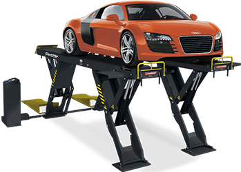 BendPak XR-12000A Quatra Extended Car Scissor Alignment Lift 12,000 lb