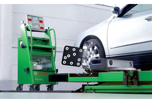 Bosch FWA 4630 Easy 3D Wheel Alignment System
