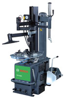 Tire Changers - Bosch w/ Swing Arm, High Performance Bead Press and Follower Arm | Model: TCE 4230SFA