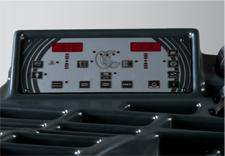 Bosch WBE 4200 Control Panel