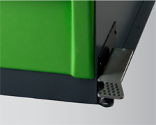 Bosch WBE 4400 Pedal Locks