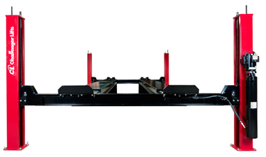 Challenger 4030XAX 4030 Series Closed Front Ex-Length 4 Post Alignment Rack Lift 30,000 lbs