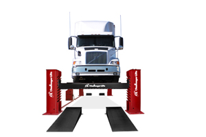 Challenger 44040 Heavy-Duty 4-Post Truck Lift 40,000 lb Capacity