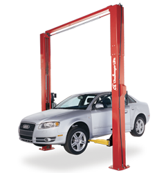 Challenger LE10 ALI-ETL Certified Versymmetric Two Post Car Lift 10,000