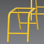 Chassis Liner wheel stand