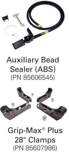 Coast 60X Free Auxiliary Bead Sealer and Grip-Max Plus 28