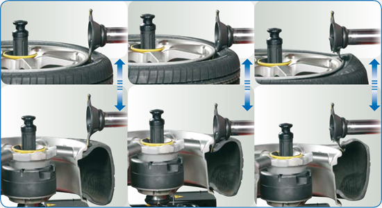 AM26 Automatic Tire Bead