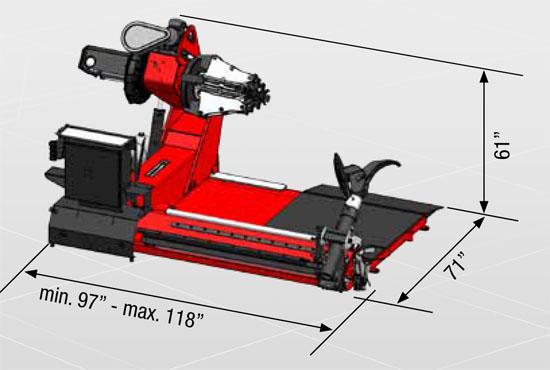 Corgi HD1300 specifications
