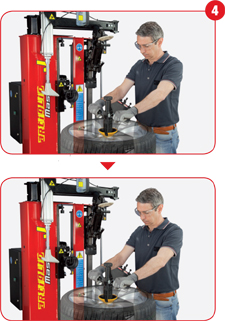 SAFE AND UNIVERSAL WHEEL CLAMPING