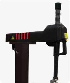 Corghi Service Pro322 Telescopic Horizontal Arm