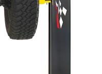 Brigadier Series 2-Post Car Lift Dual-Synchro Equalization System