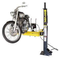 MaxJax MX-6 2-Post Optional Motorcycle Adapter