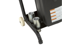 MaxJax 2-Post Portable Home Garage Lift Stow and Go