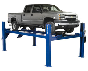 Forward Lift CR14 Four Post Car Lift 14,000 lb. Capacity