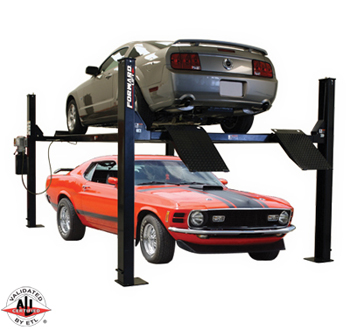 Forward Lift EFP9 Four Post Car Lift 9,000 lb. Capacity