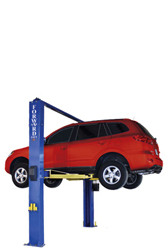Forward Lift I10 Low Profile Overhead Style Two Post Car Lift 10K lb.