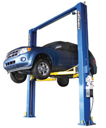 Forward Lift I12 Overhead Style Two Post Car Lift 12,000 lb. Capacity