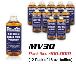 MotorVac  MV3D p/n 400-0010  - Motorvac400-0010