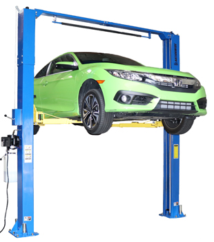 Nationwide NW-2-9K-ACD Asymmetric & Symmetric 2 Post Car Lift 9,000 lbs