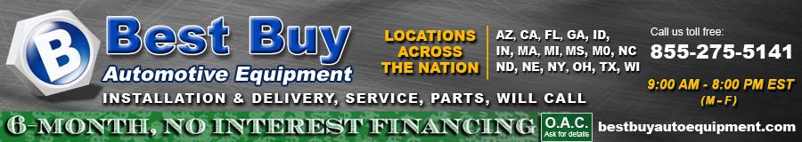 Best Buy Auto Equipment eNewsletter logo header