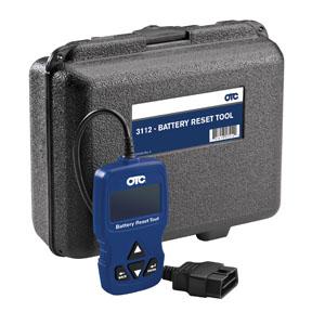 OTC 3112 battery reset tool