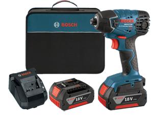 OTC Bosch 18V ¼in Hex Impact Driver