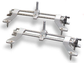 Ranger 3DP4100 Wheel Clamps