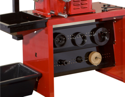 Brake lathe by Ranger includes heavy-duty work bench