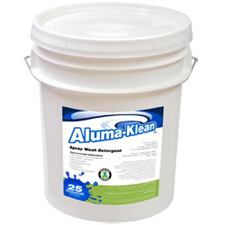 Aluma-Klean oil removal soap
