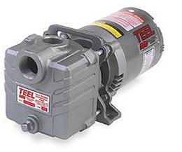 Commercial-grade pump