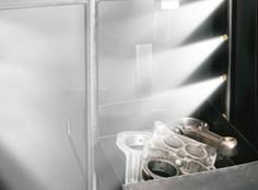 Ranger spray wash cabinet spray jets