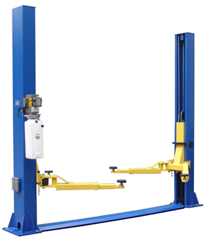 Tuxedo TP9KF 9,000 lb. Capacity Symmetric Two Post Car Lift - AL2-9K-FP