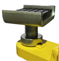 Auto Lift optional spin-up Cradle Adapters for TP9KACX and TP9KSCX