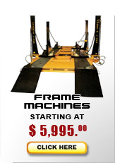 Frame machine models starting at $5,995...