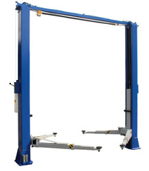 iDeal Lift TP10KAC-DX 10K 2 Post Bi-Symmetrical Car Lift ALI-ETL Certified