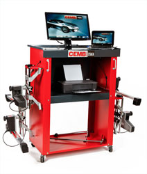 CEMB DWA1000XL Wireless Alignment System
