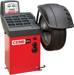 CEMB C71 Digital Wheel Balancer