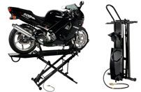 BLS107AH Kendon Sport Bike Lift