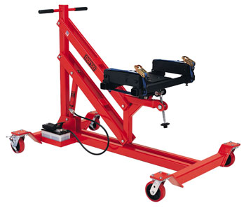 Norco 72675A 1250 Lb. Capacity Power Train Lift Table - Norco-72675A